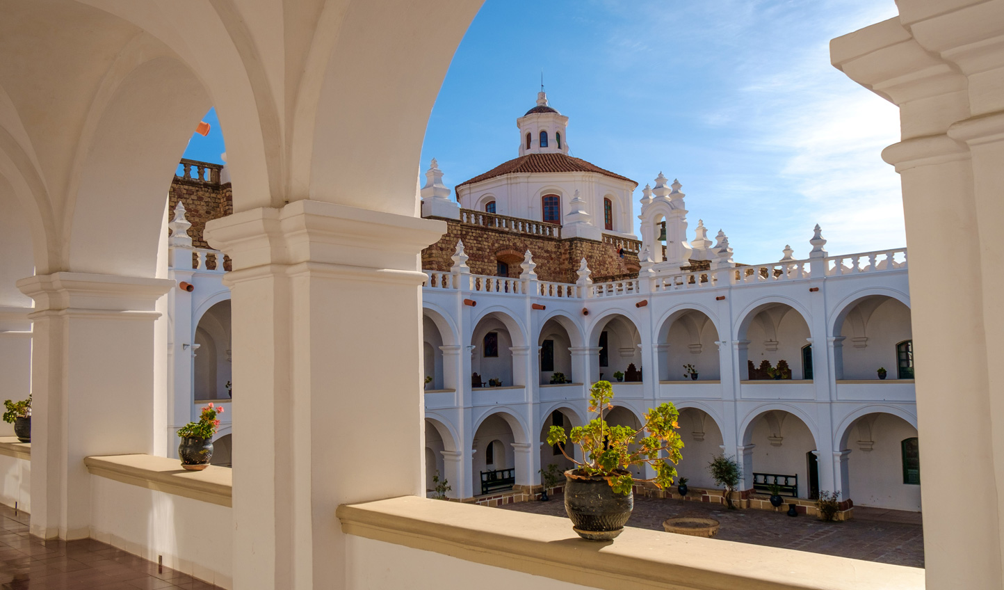 Take in the sights of Sucre on a city tour