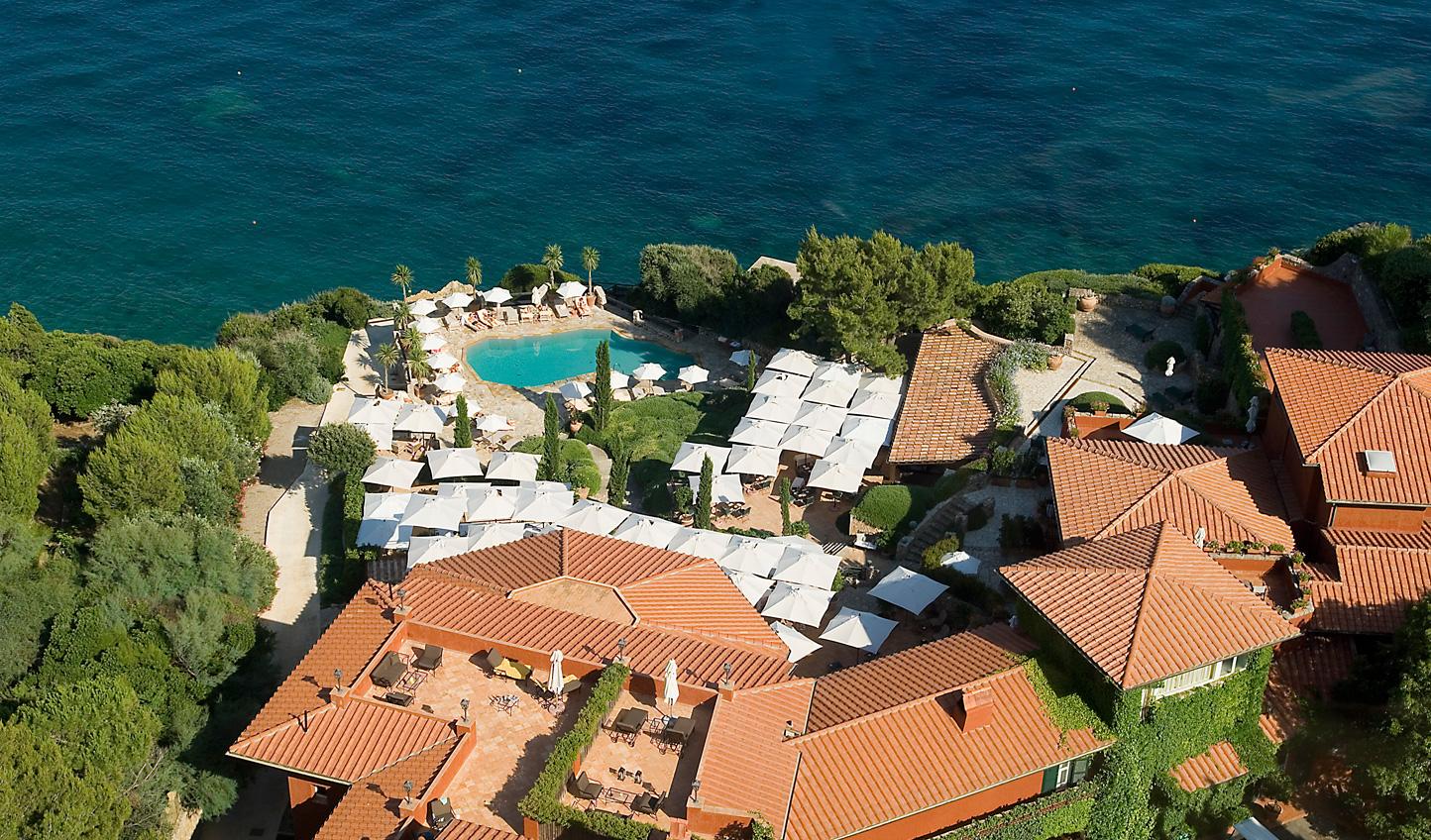 Get in on the secret at Hotel Il Pellicano