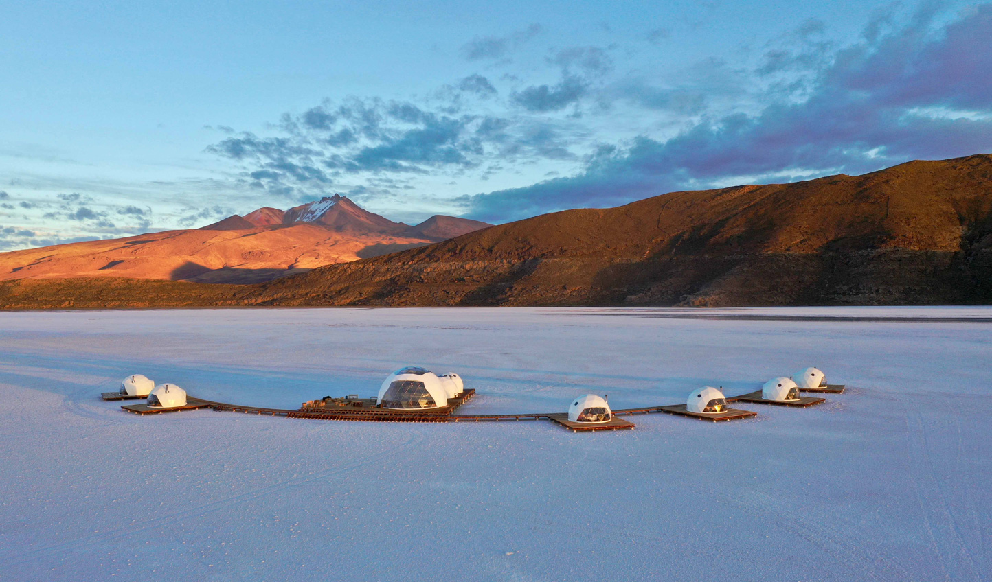 Kachi Lodge | Luxury Hotels in Bolivia