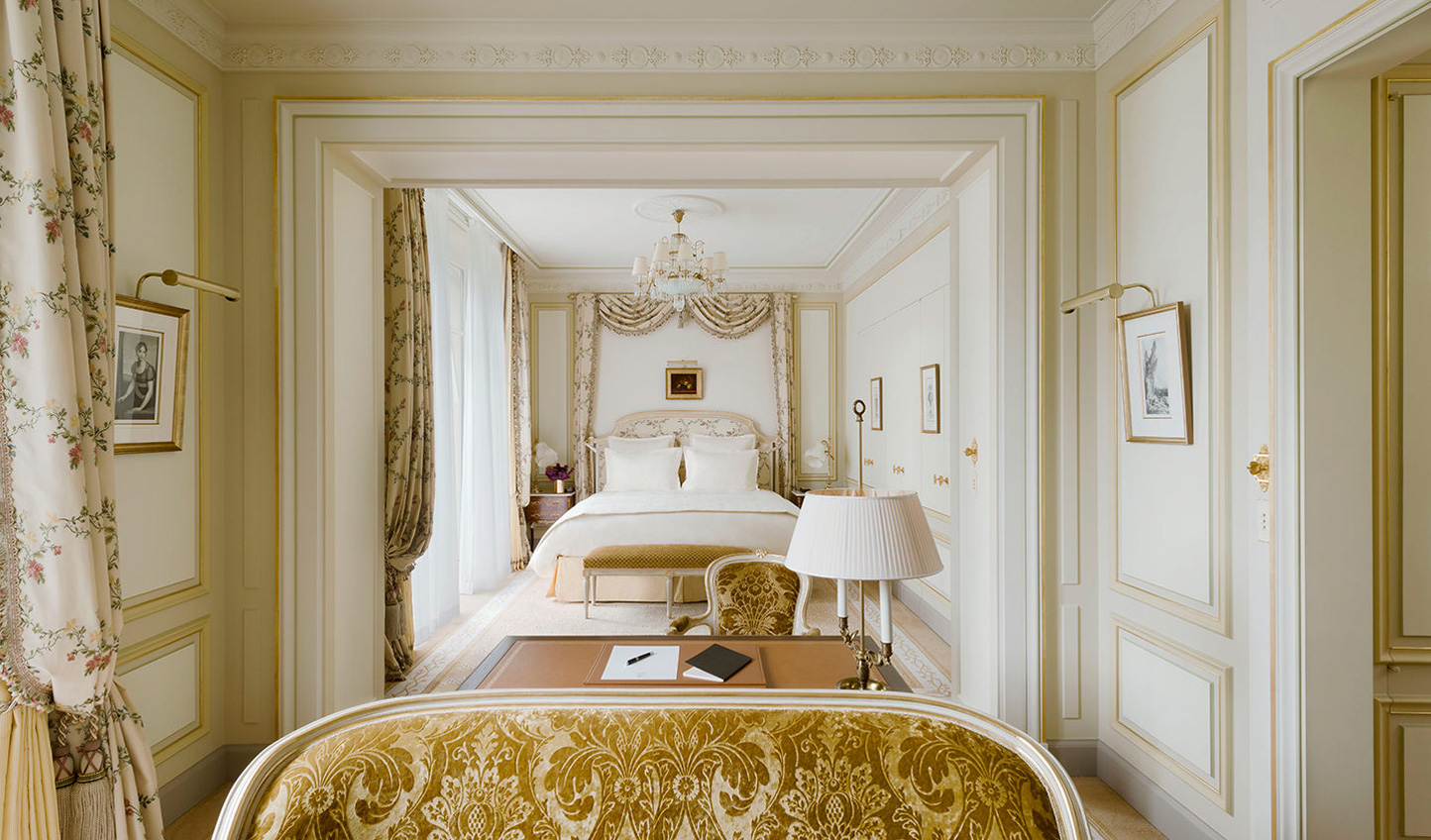 Subtle but stunning Neoclassical decor