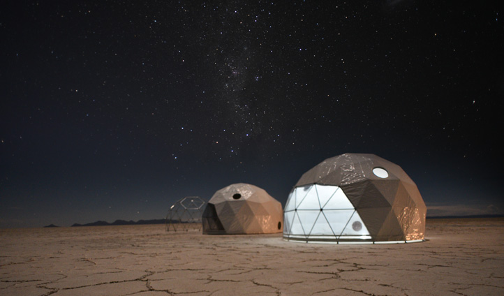 The Dome Camp