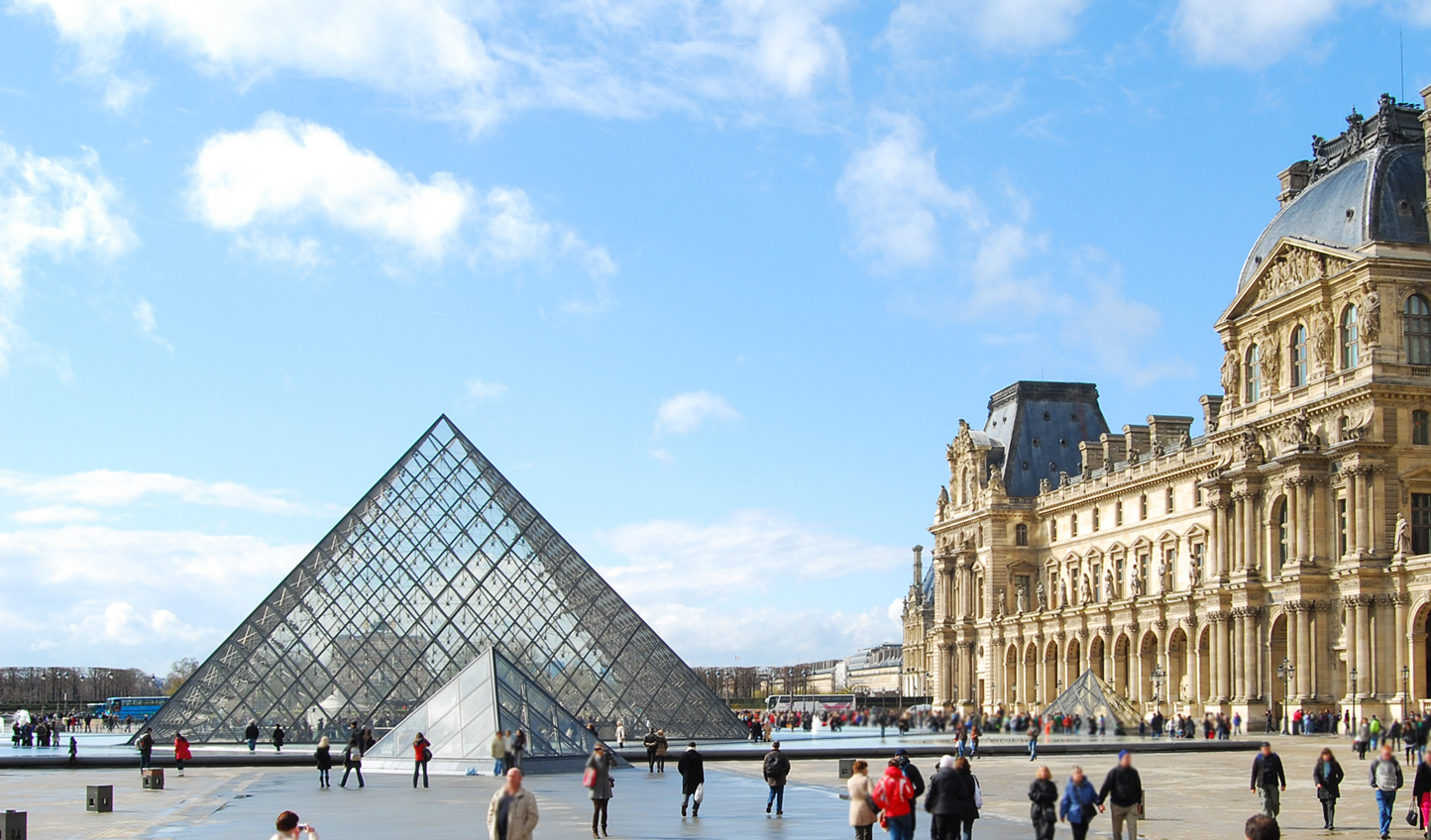See the Mona Lisa for yourself at the Louvre
