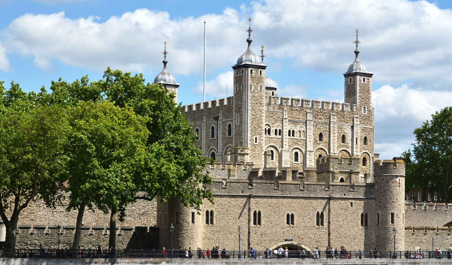 Take a private tour of The Tower of London and see the dazzling Crown Jewels