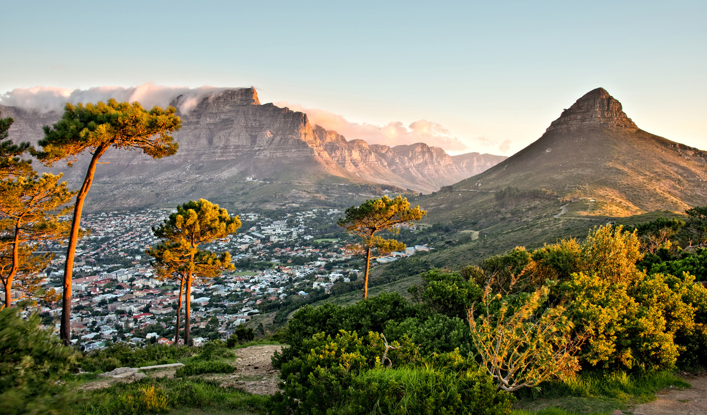 Gain a whole new perspective on Cape Town