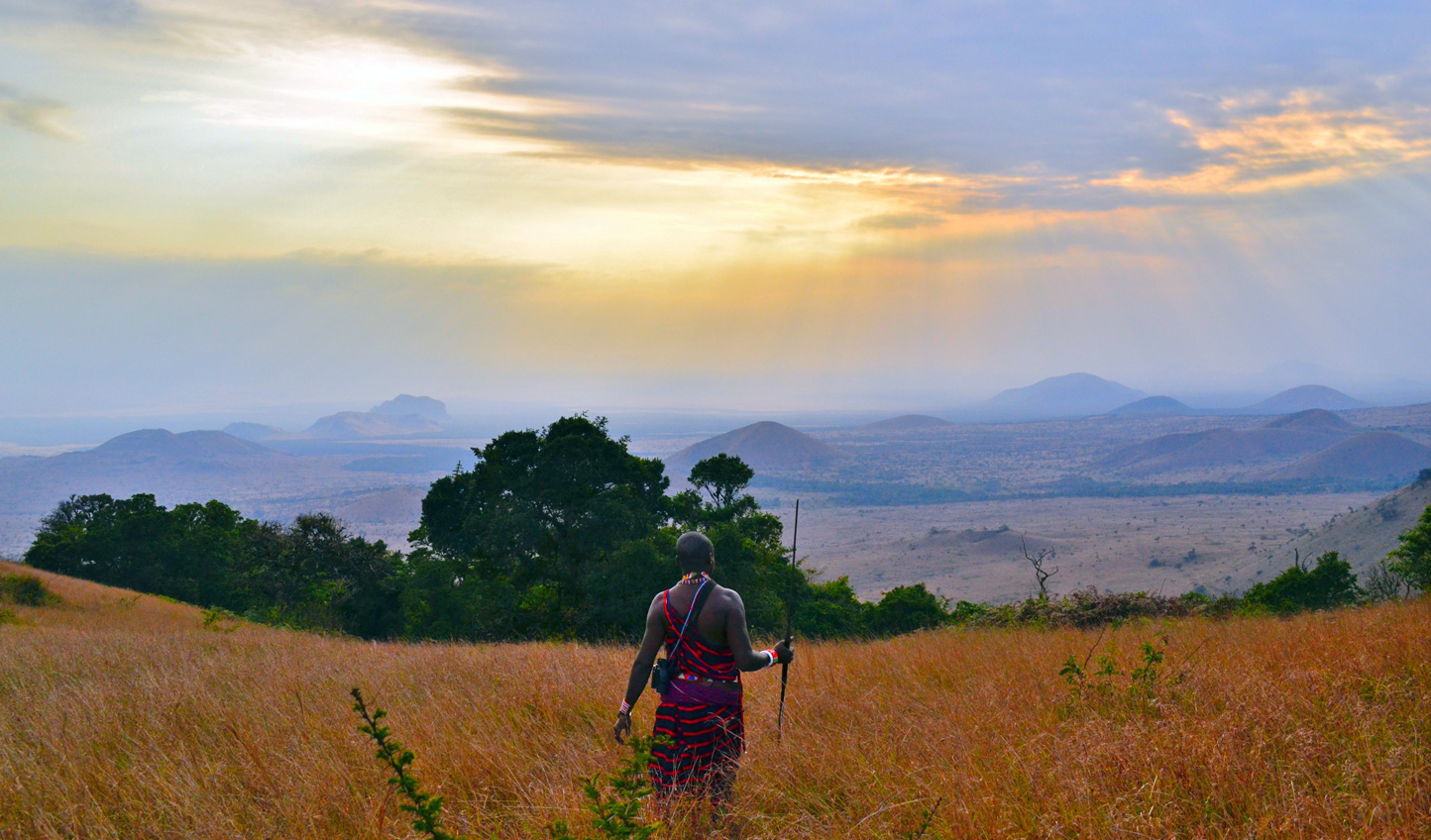 Discover the Mara through the eyes of the Maasai