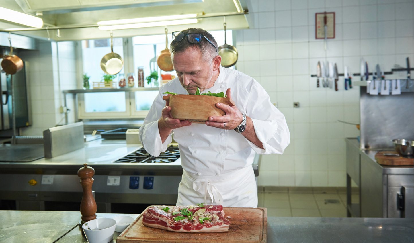Join Janez in his kitchen and unlock the secrets to his success