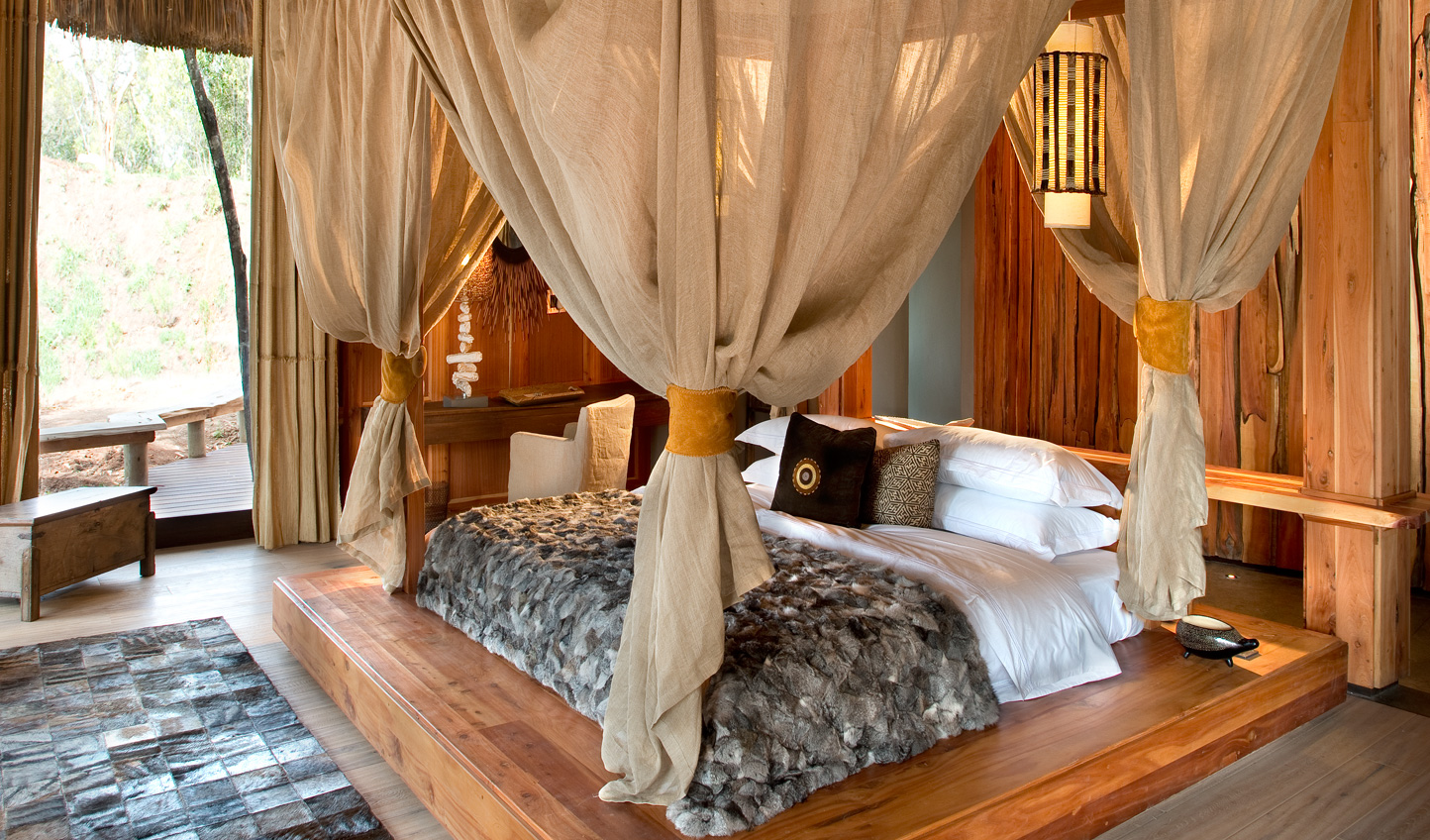 Embrace Sirai's wilder side to luxury in the Treehouse Suites