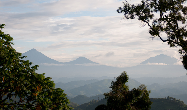 Escape the bustle of the everyday and retreat to Rwandan hillsides