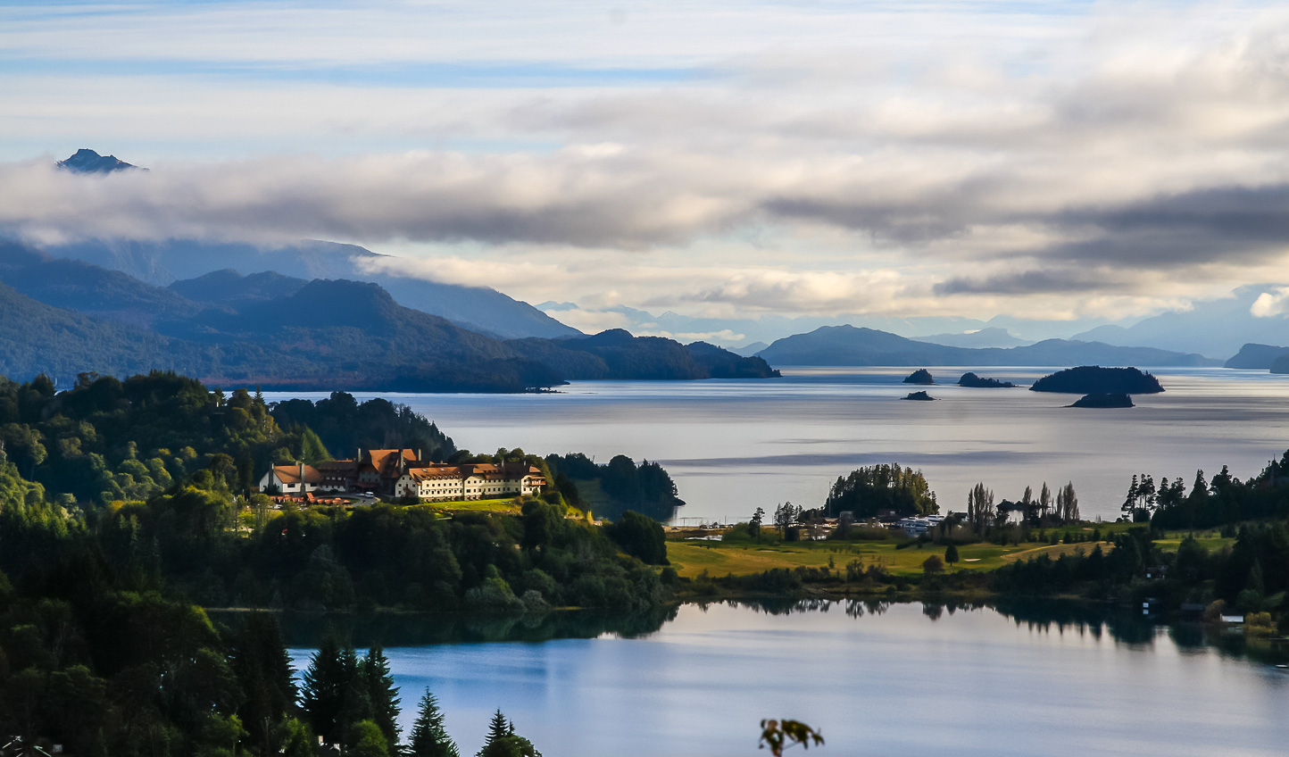 Soak up the breathtaking beauty of Argentina's Lake District