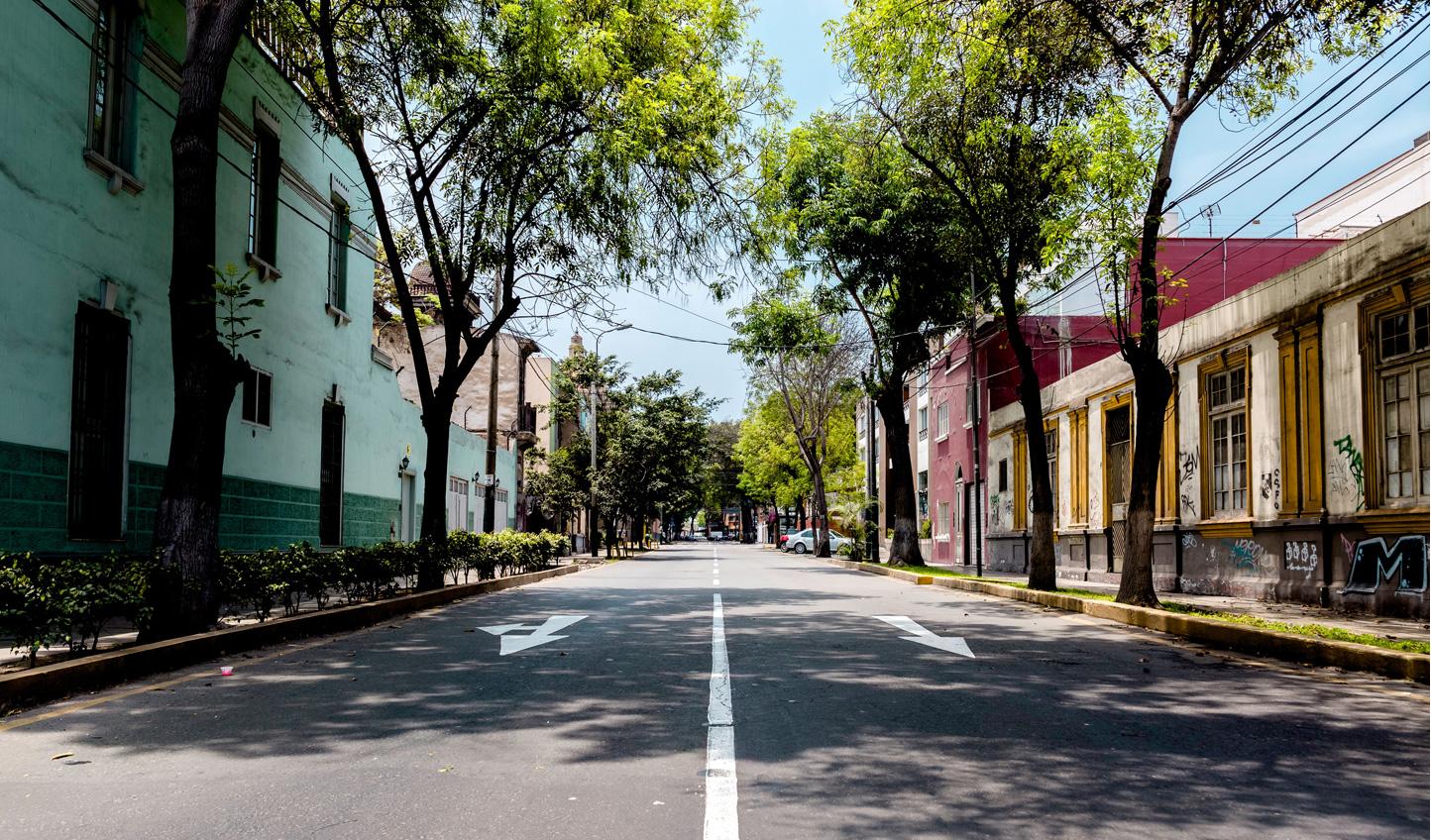 Explore trendy Barranco