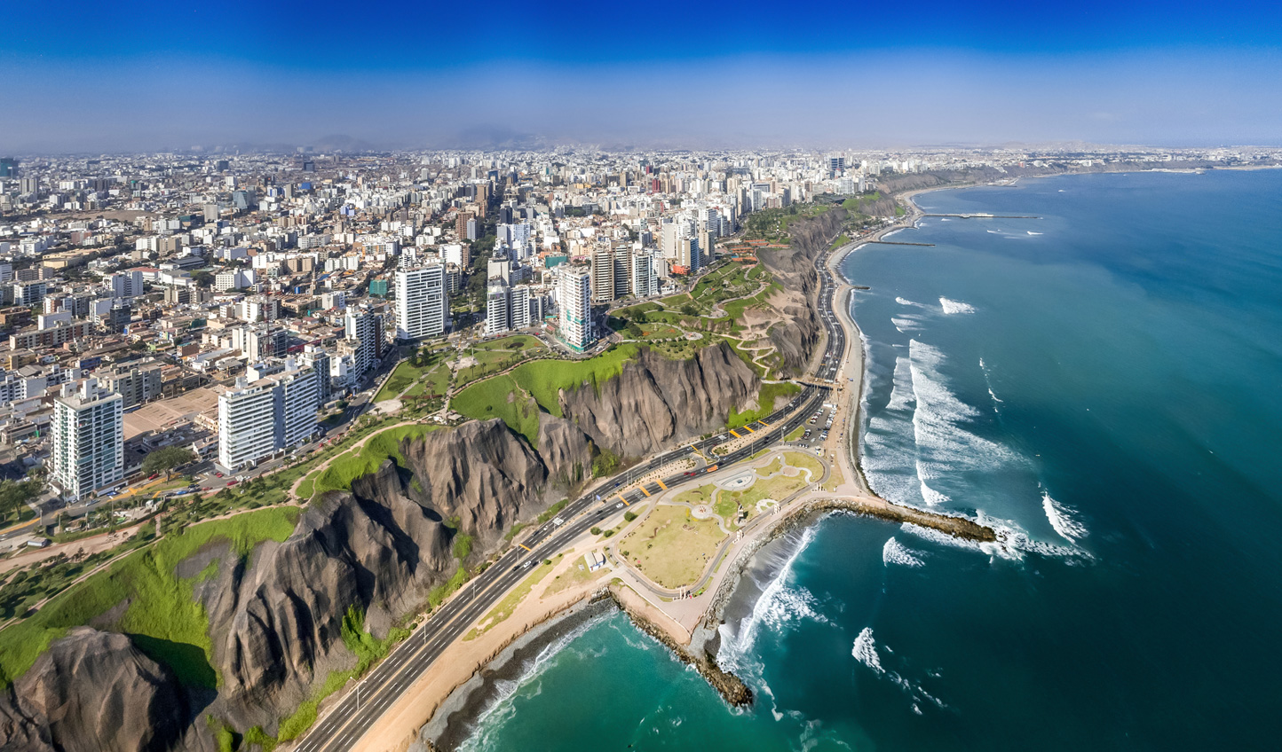 Bring back all of the culinary knowledge you've picked up and put it to the test in Lima