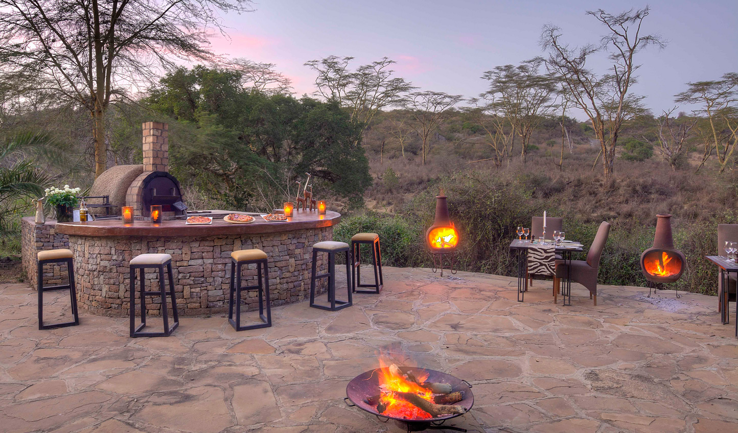 Kickstart your African adventure at The Emakoko