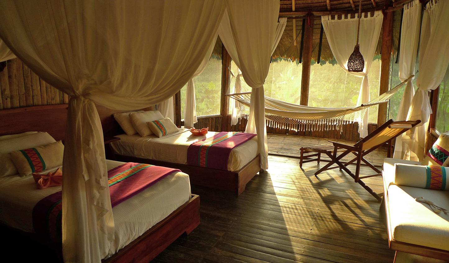 Jungle bliss at Napo