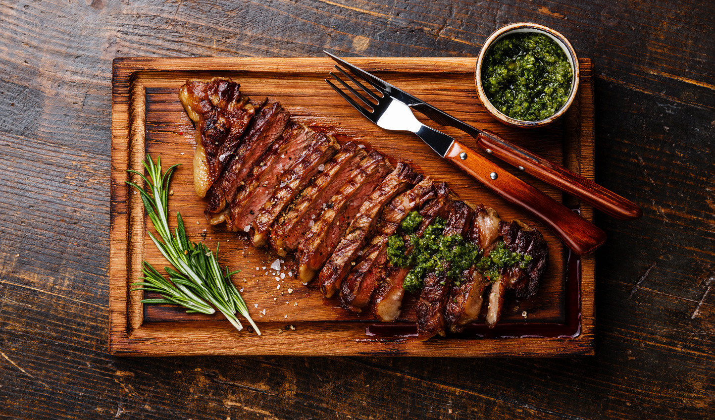 Indulge in perfectly grilled steaks