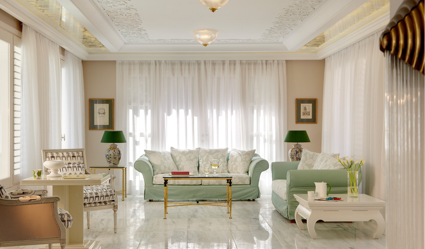 Relax in your stylish suite