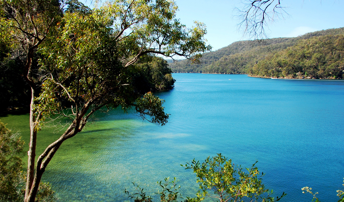 Take in Australia's natural beauty
