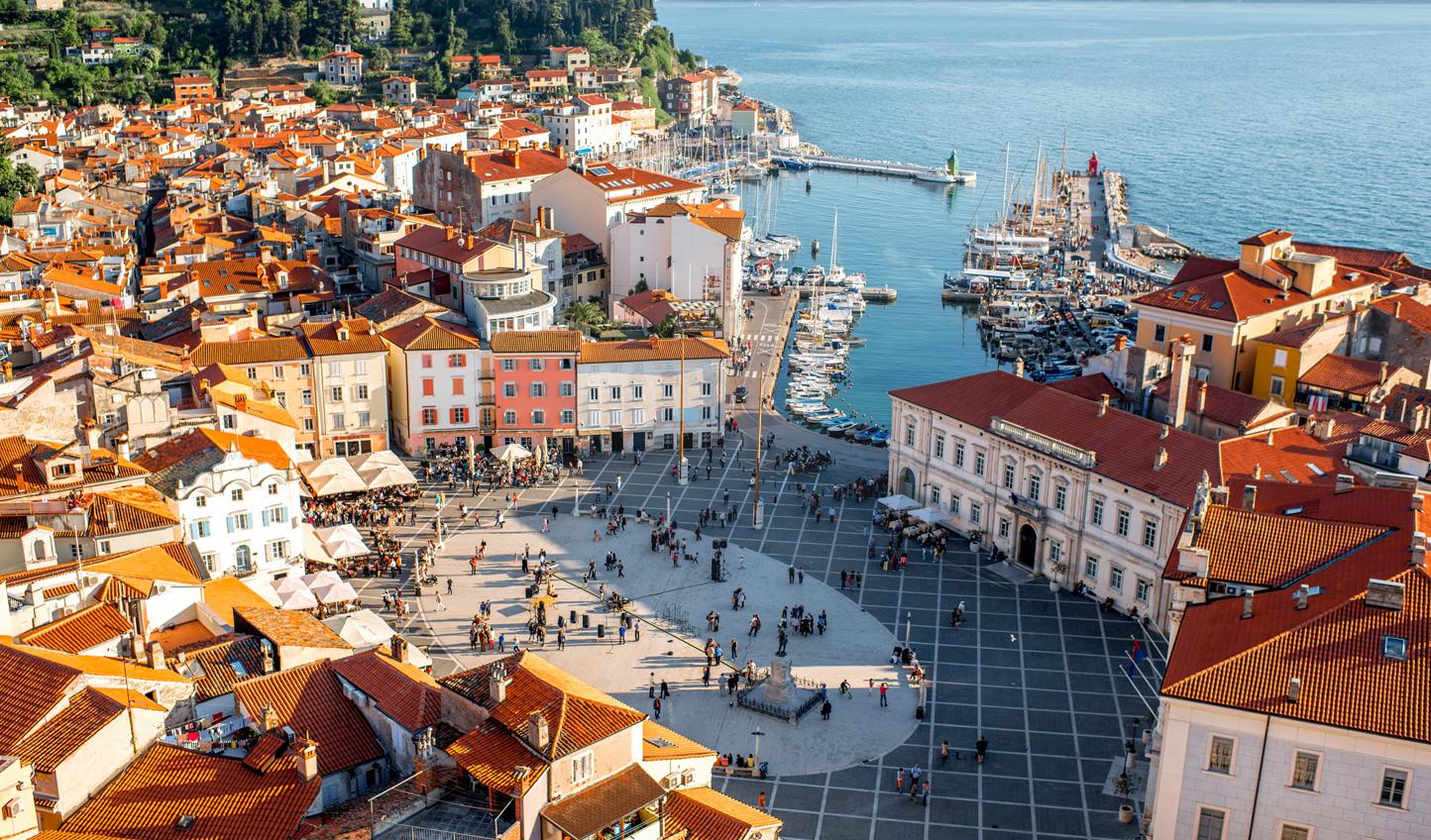 Explore the coastal fishing charm of Piran
