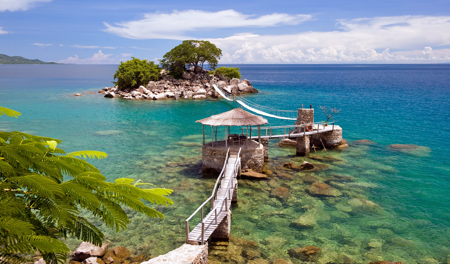 Escape to the crystal clear waters of Lake Malawi