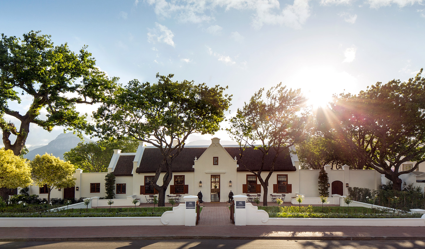 Leeu House in the heart of Franschhoek