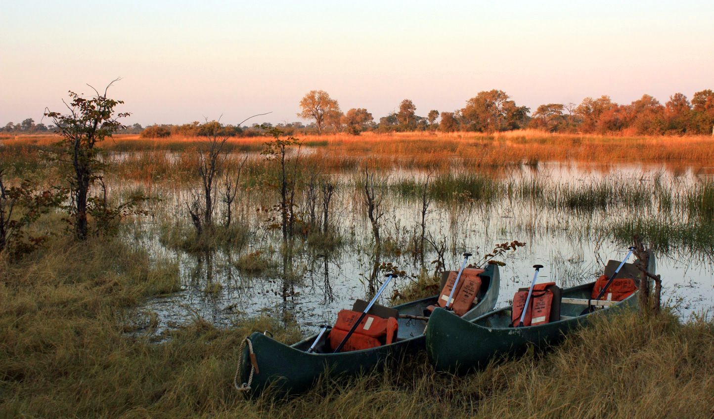 Welcome to Botswana's Okavango Delta