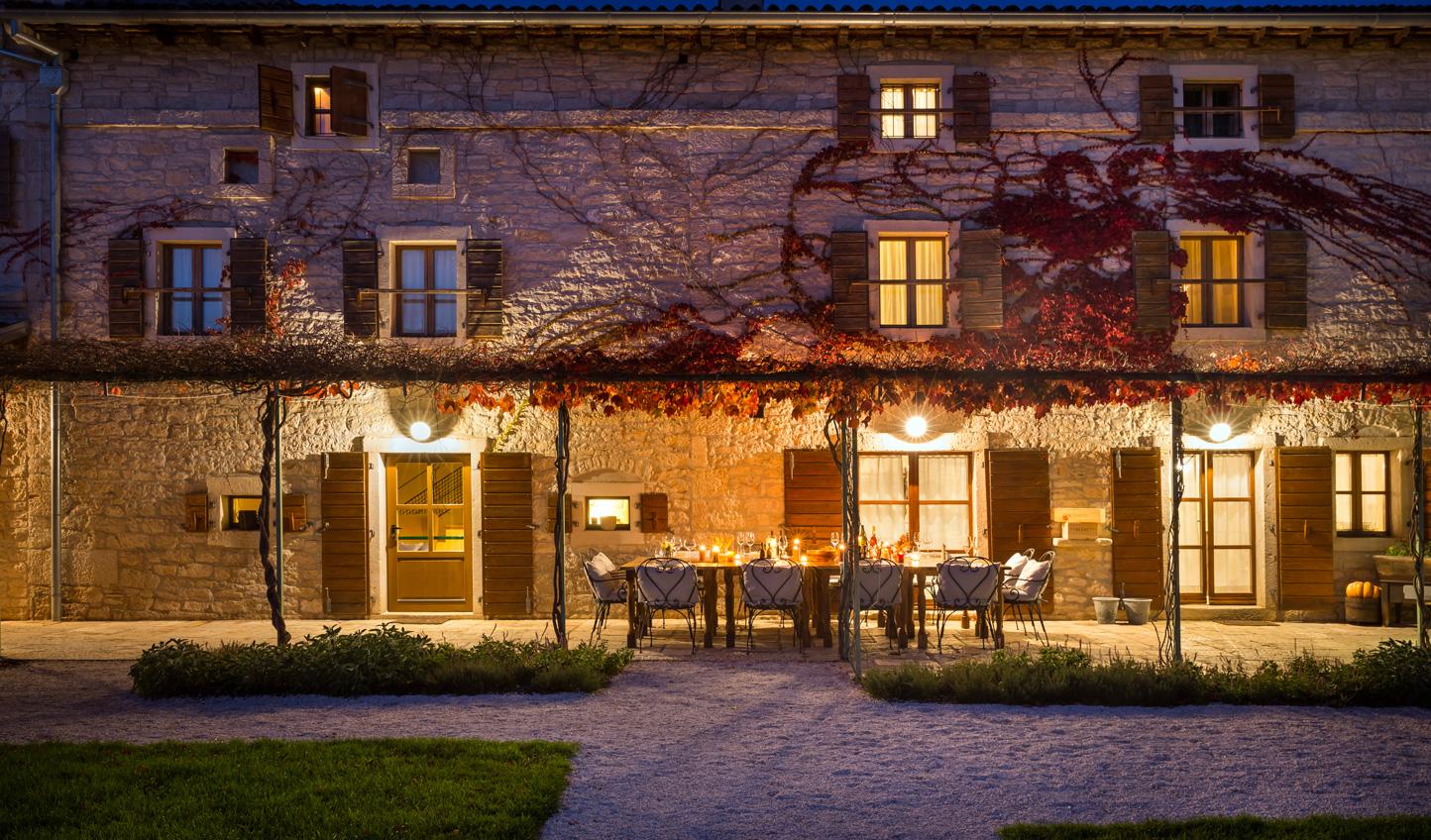 Meneghetti Wine Hotel