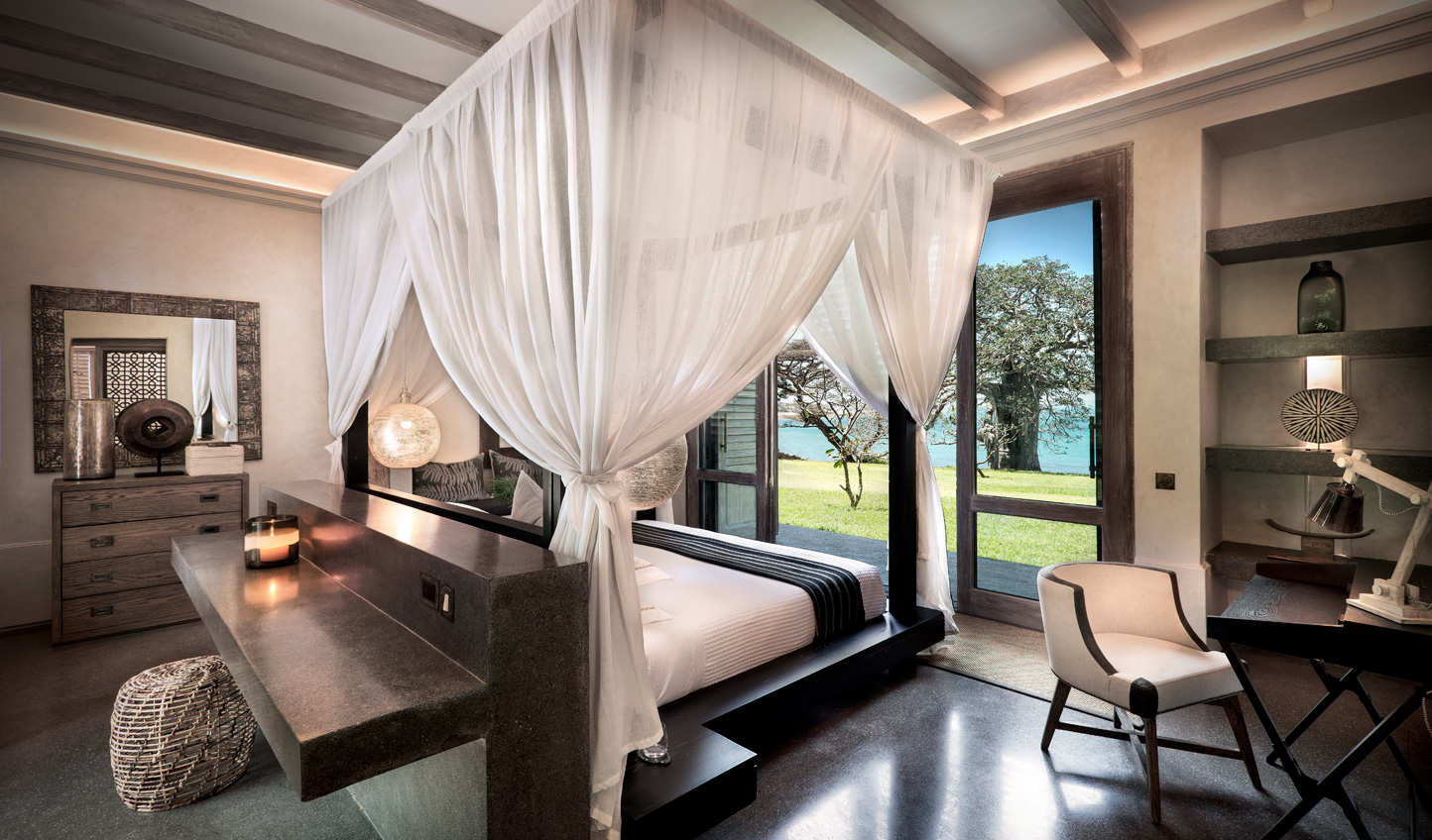 Wake up every morning to sea views