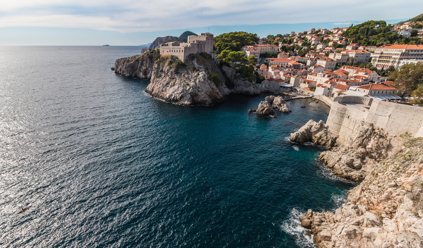 Get behind the city walls in Dubrovnik