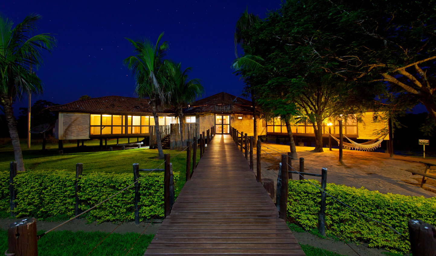 Escape to the wilds of Brazil at Caiman Ecological Refuge