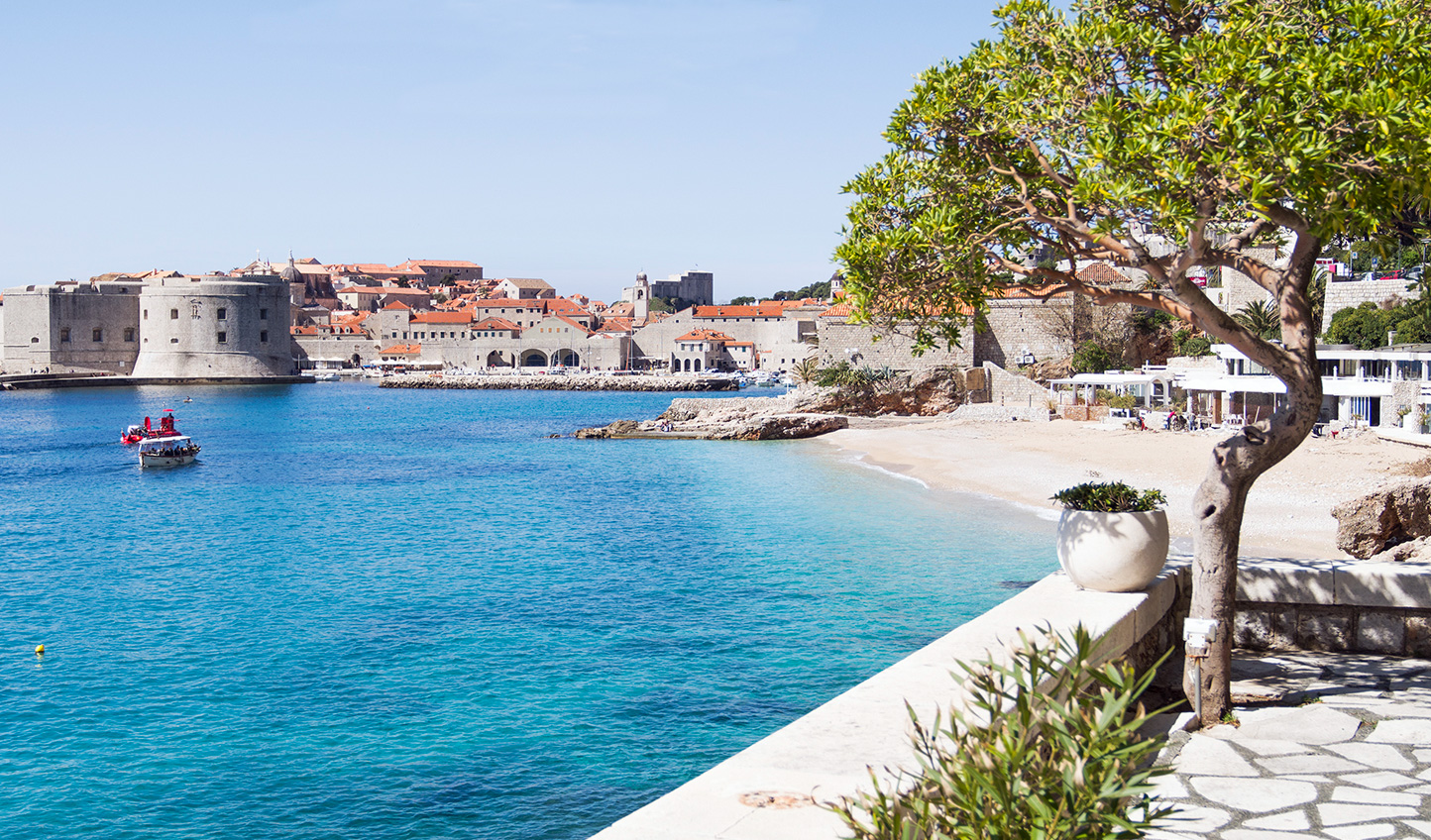 Caught between the Adriatic and Old Town Dubrovnik, Hotel Excelsior boasts the perfect location