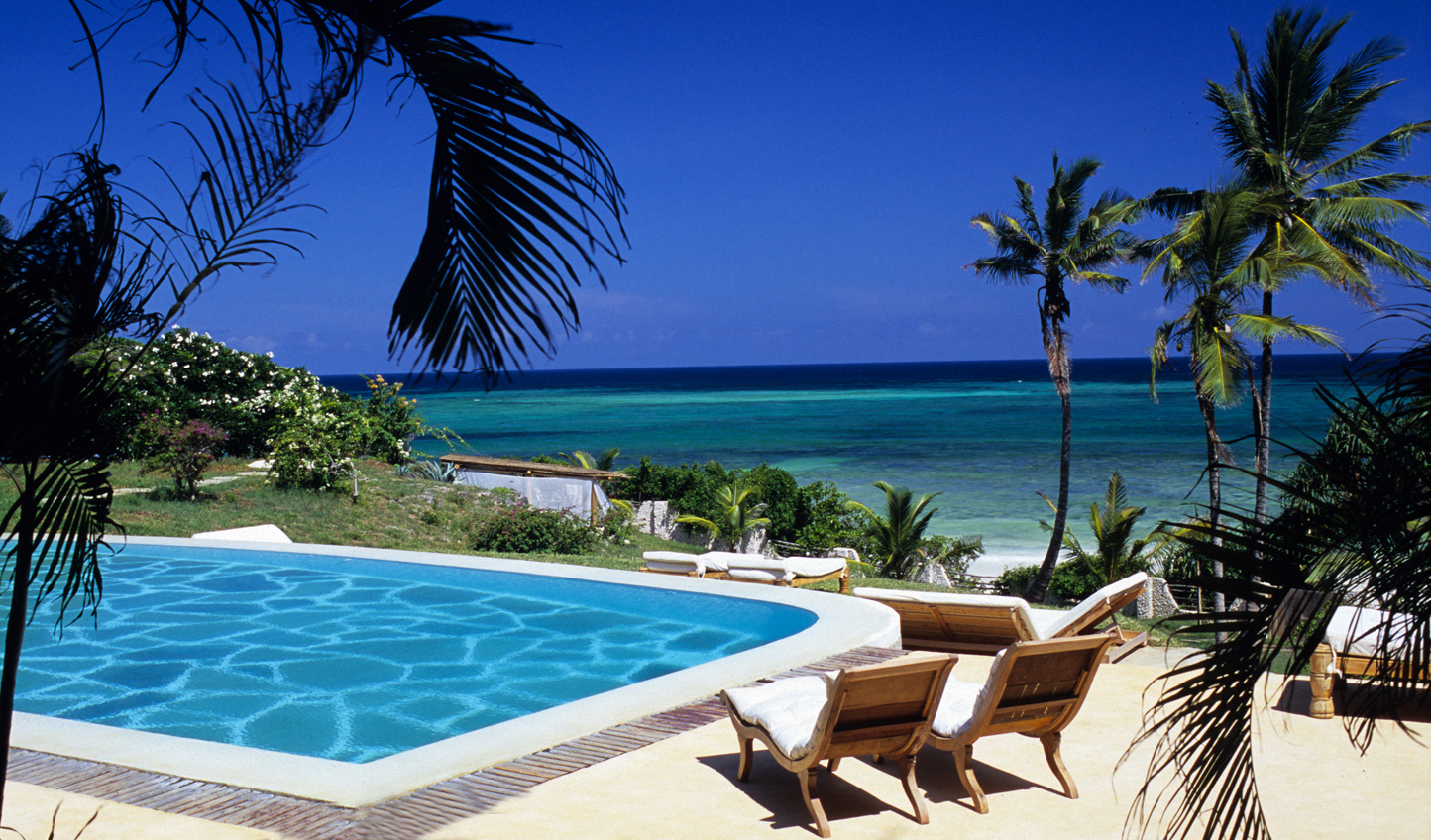 Soak up the sunshine of Diani Beach