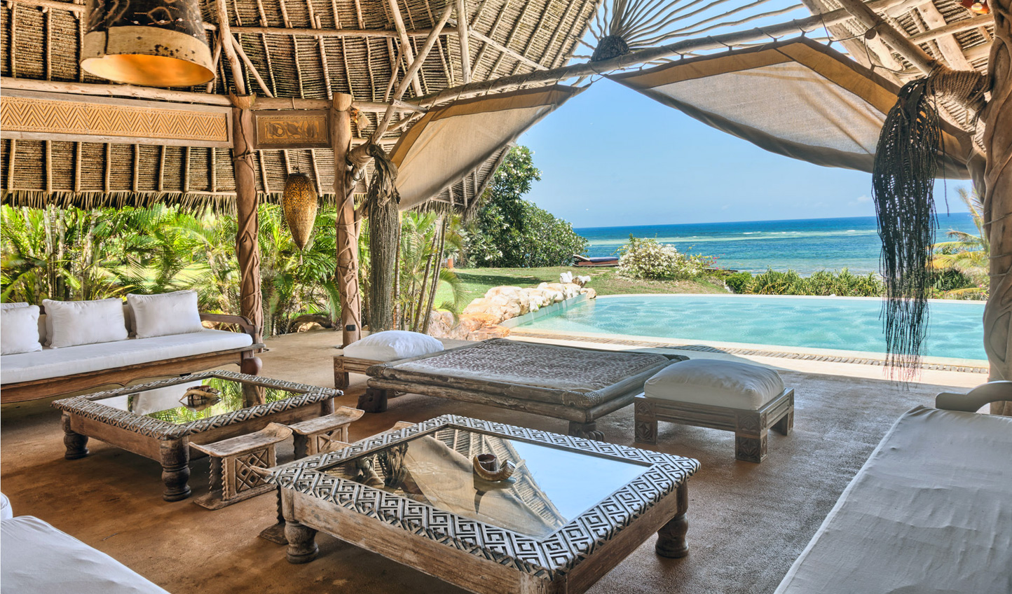 Relax in total tranquility in the Garden Villa