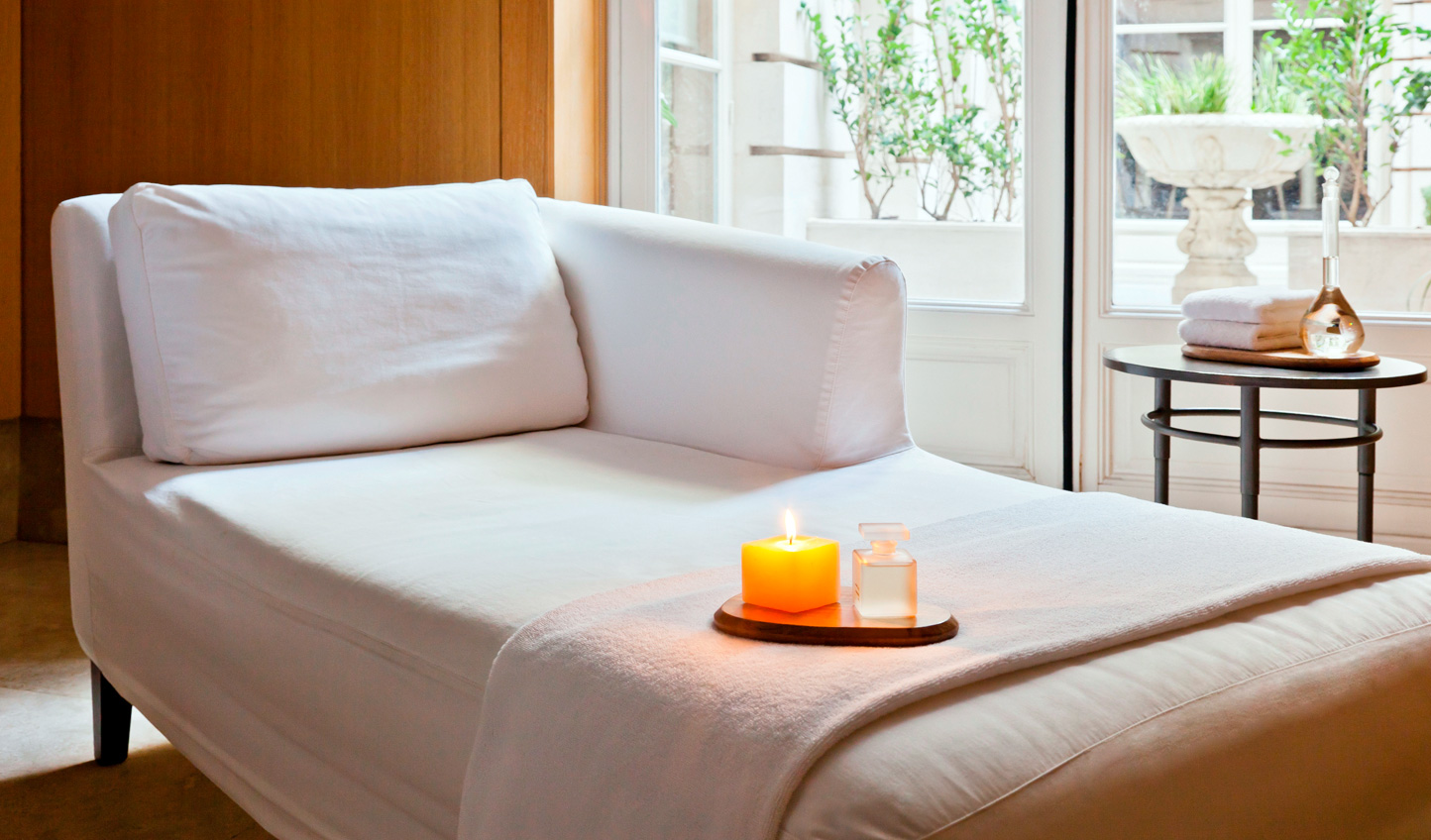After a day exploring the sights of Buenos Aires, unwind at the spa