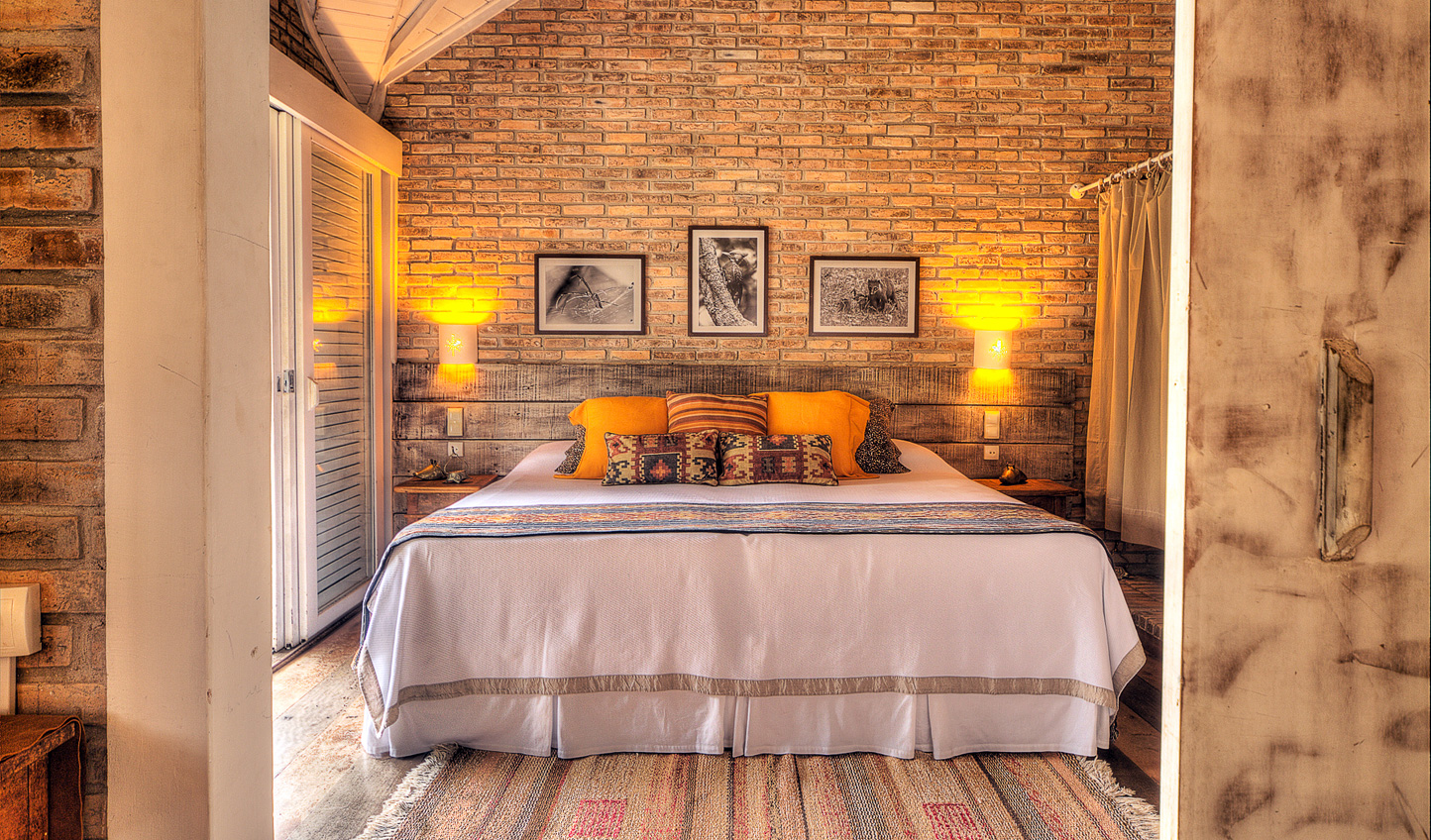 A touch of luxury is brought to Pantanal living