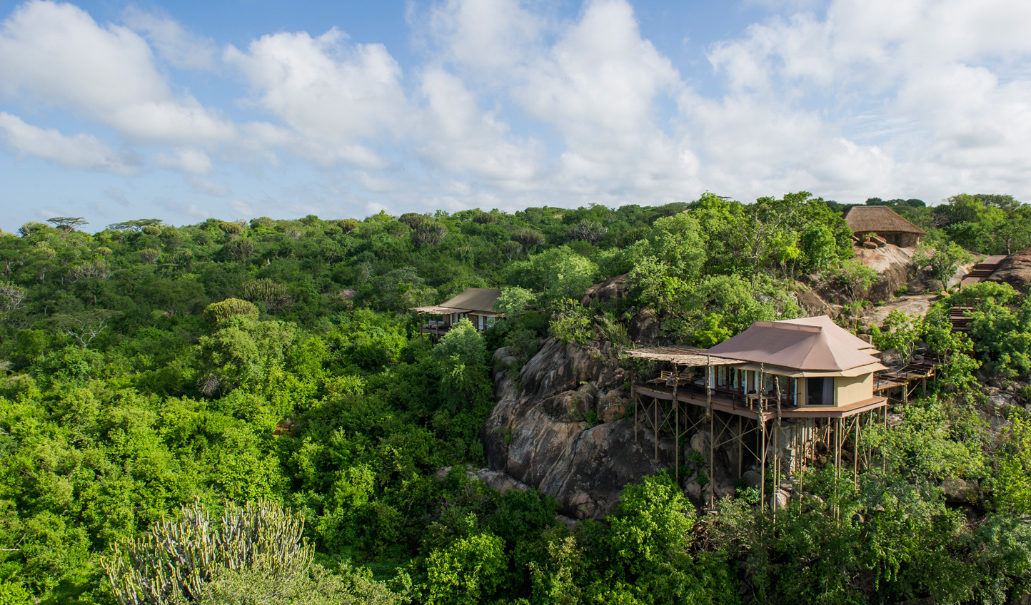 Mwiba offers your own private adventure in a secluded location