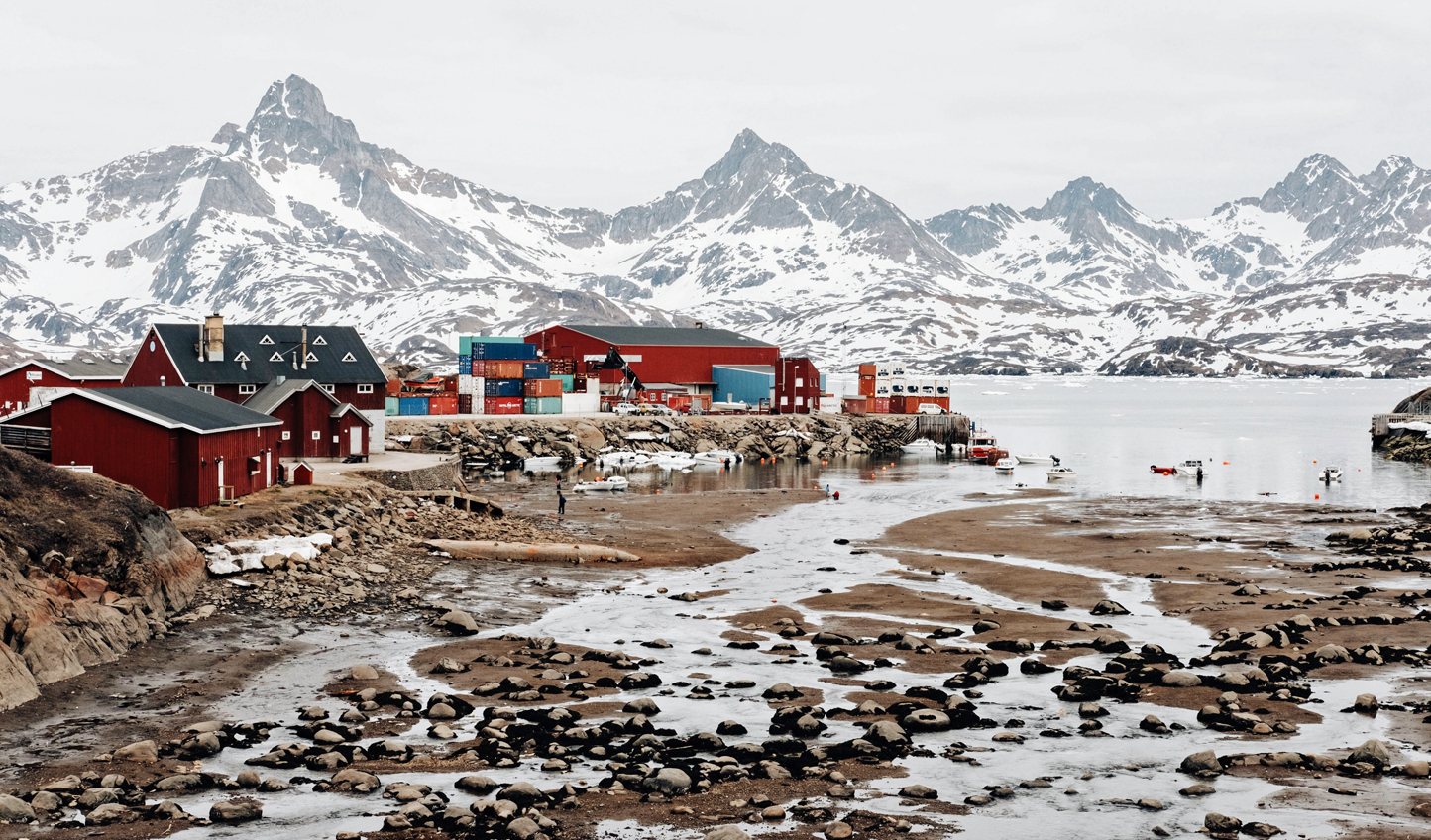 Enjoy learning about local Greenlandic villages