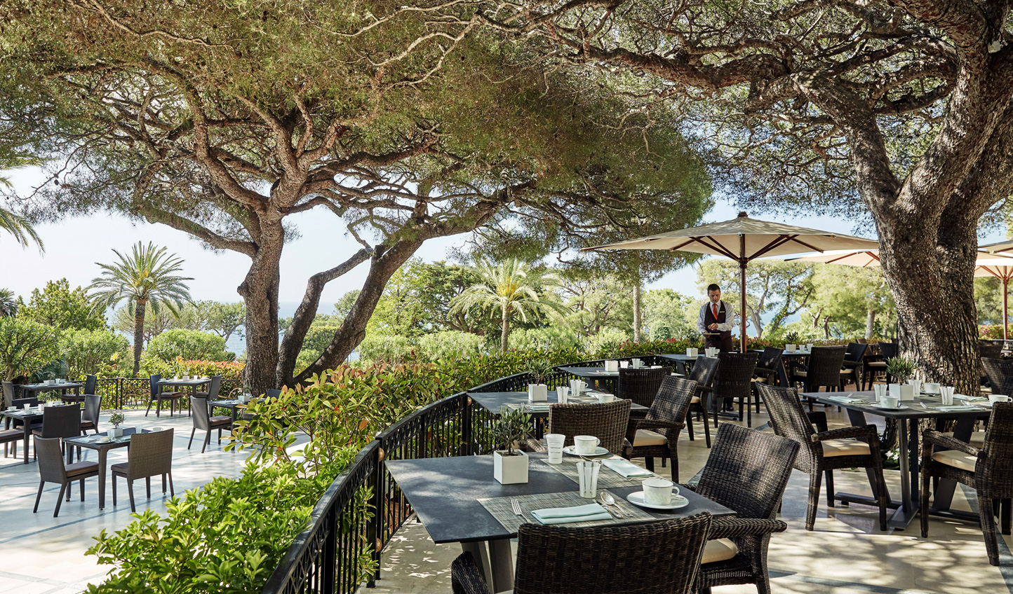 Indulge in Michelin starred French Mediterranean cuisine at Le Cap