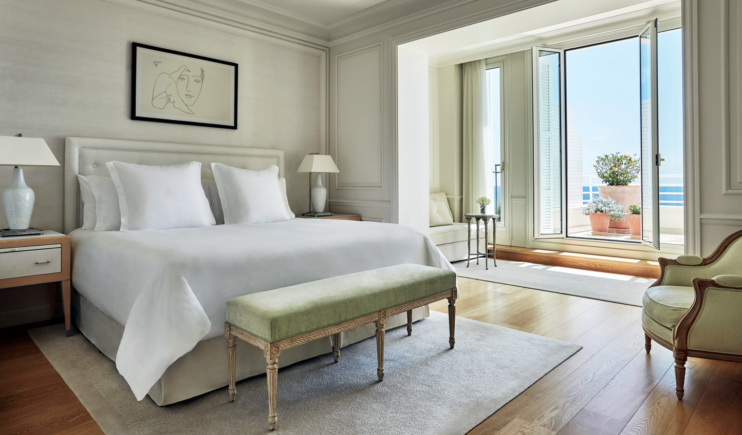 Elegant rooms designed by Pierre-Yves Rochon