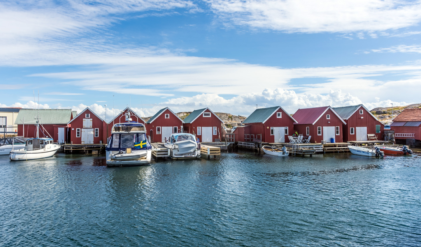 Sail into storybook towns and fishing villages