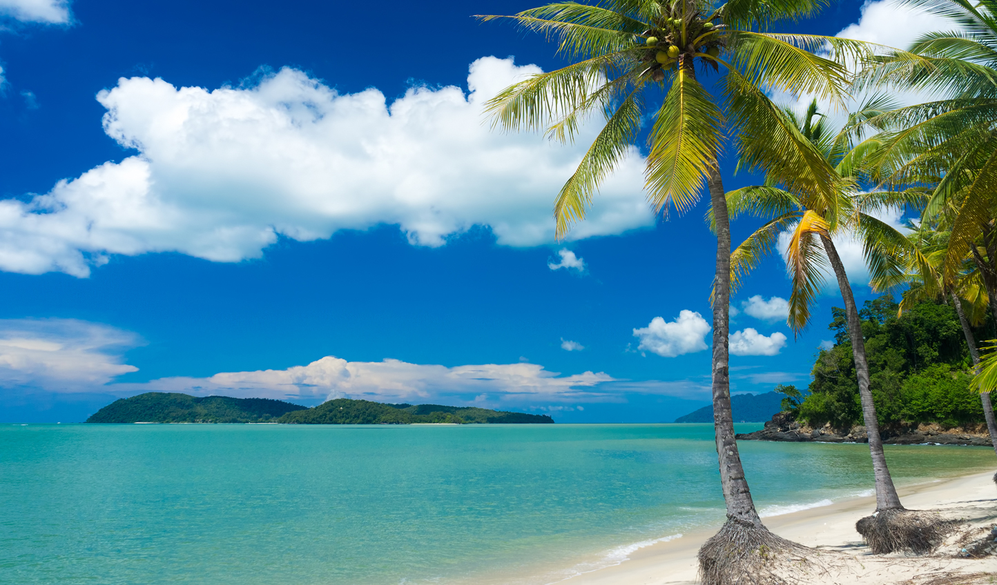 The beaches of Langkawi are the best in South East Asia