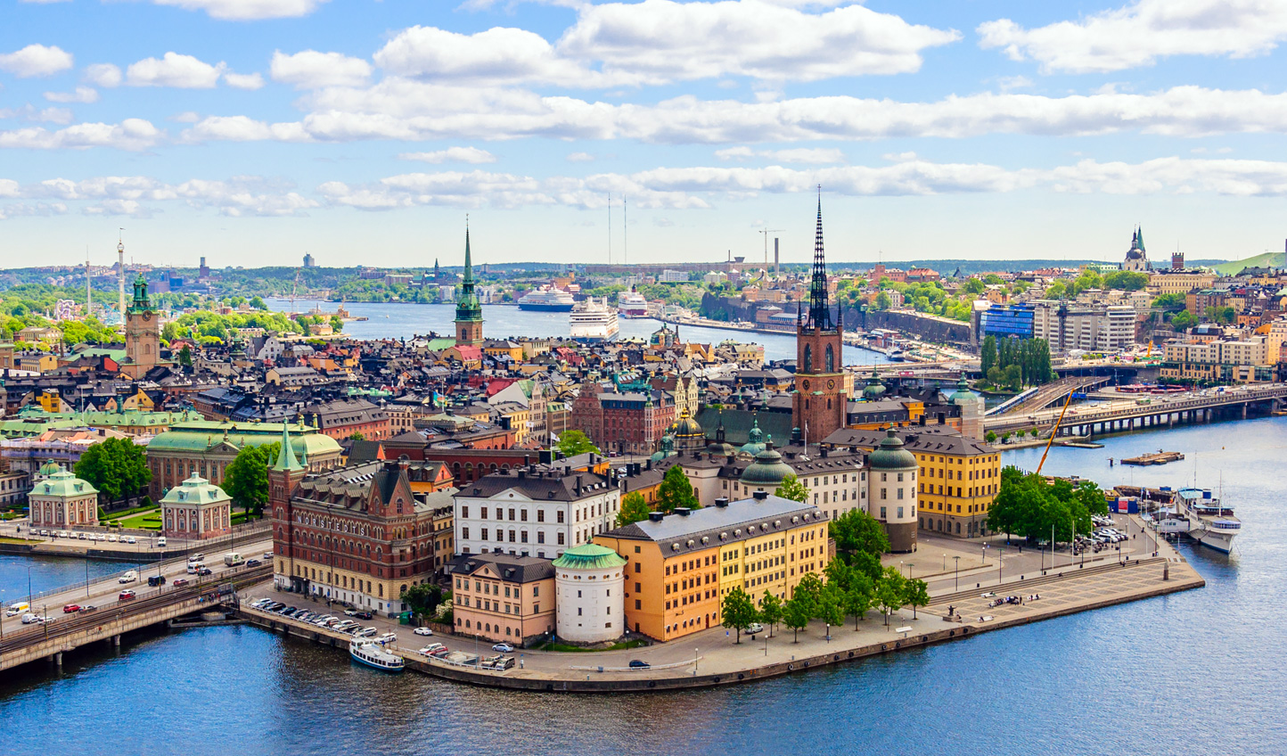 Sail into Stockholm to explore the Old Town