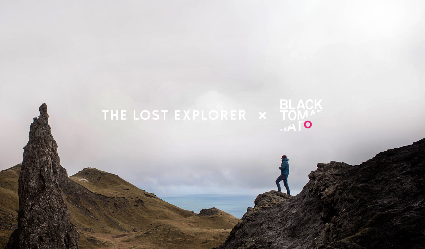 The Lost Explorer partnership launches