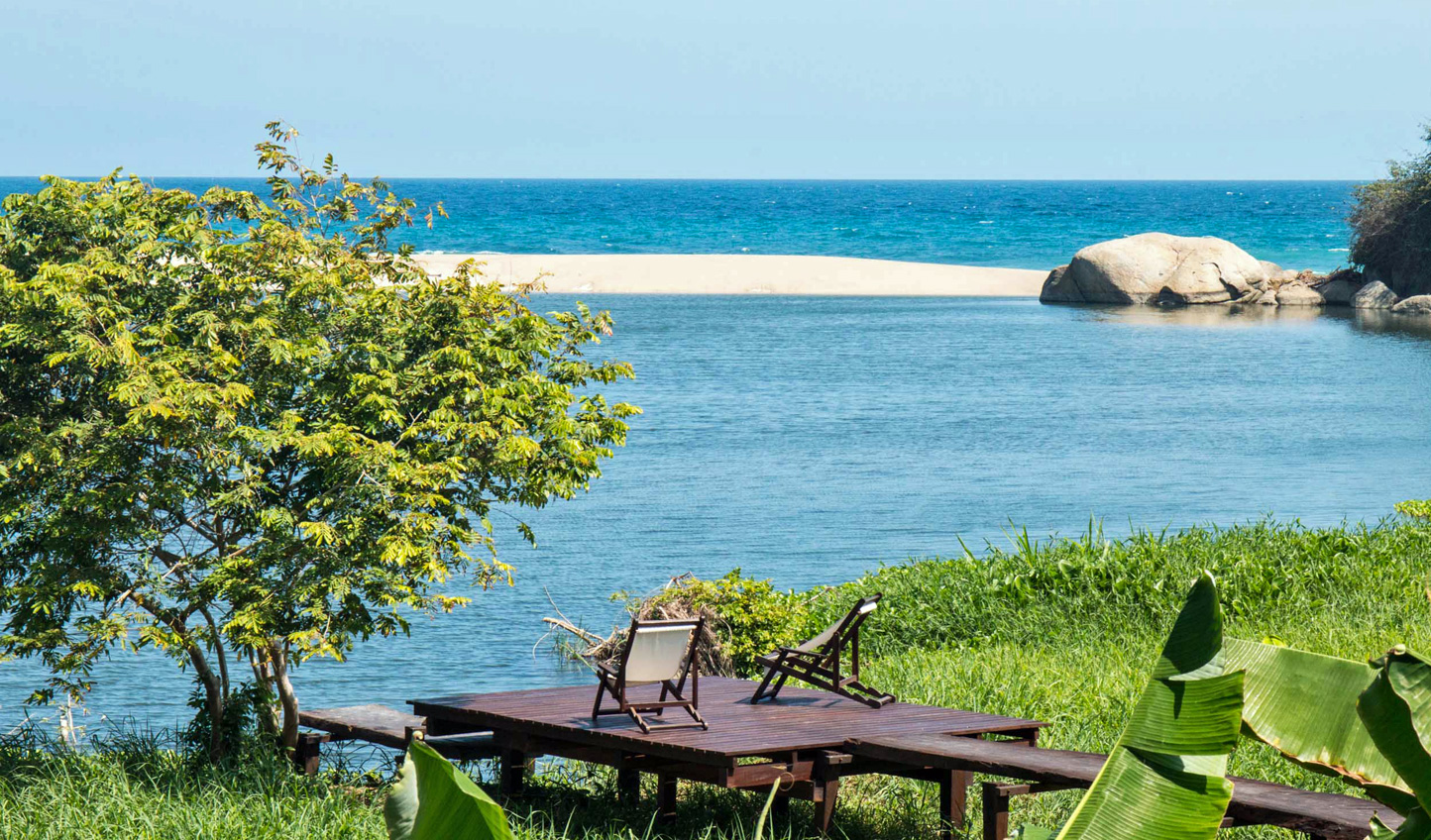 Relax in the peaceful surroundings of Tayrona