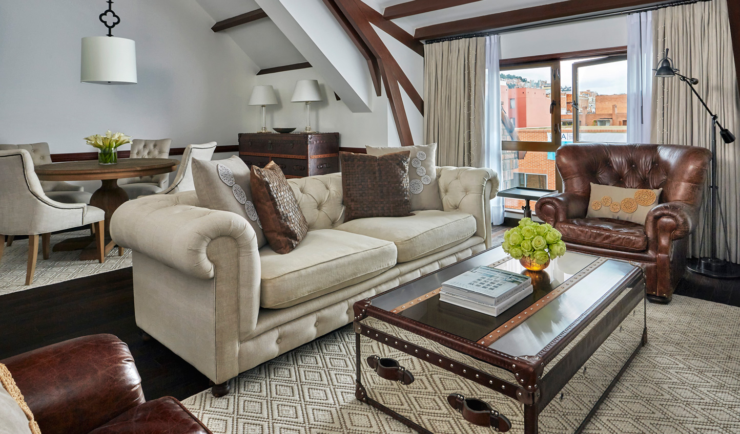 Settle in and feel at home at Four Seasons Casa Medina
