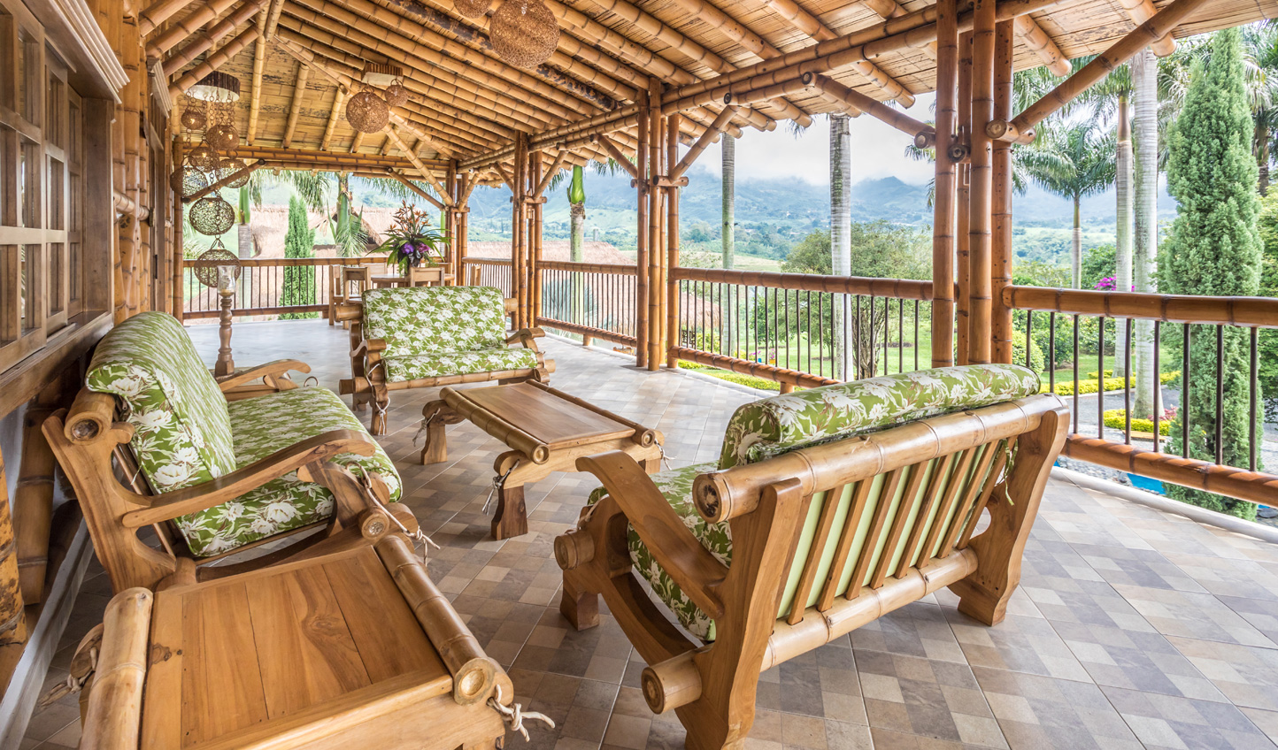 Relax in this tranquil part of Colombia famed for its coffee