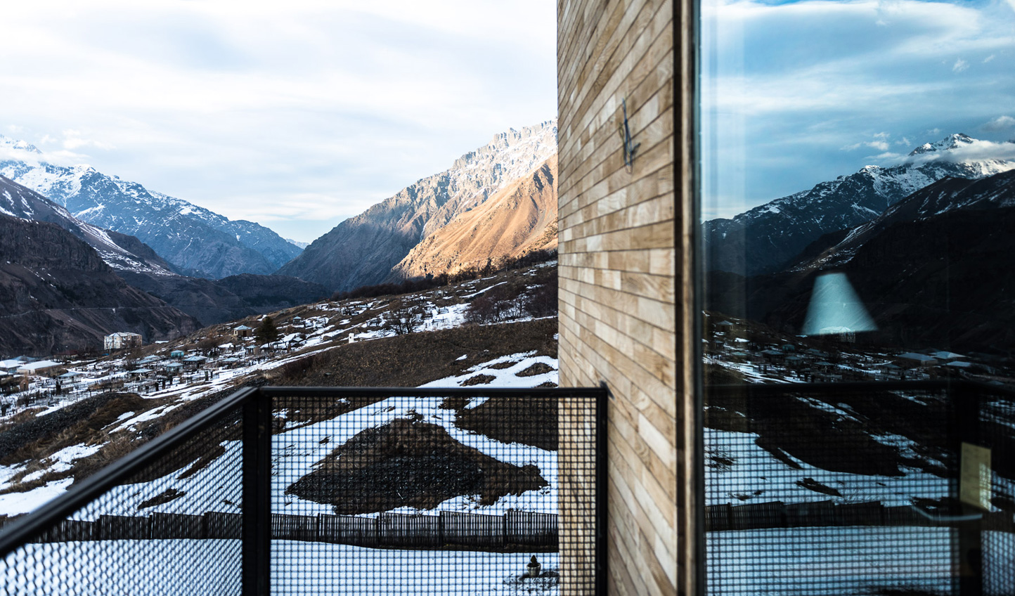 Soak in the all-encompassing views