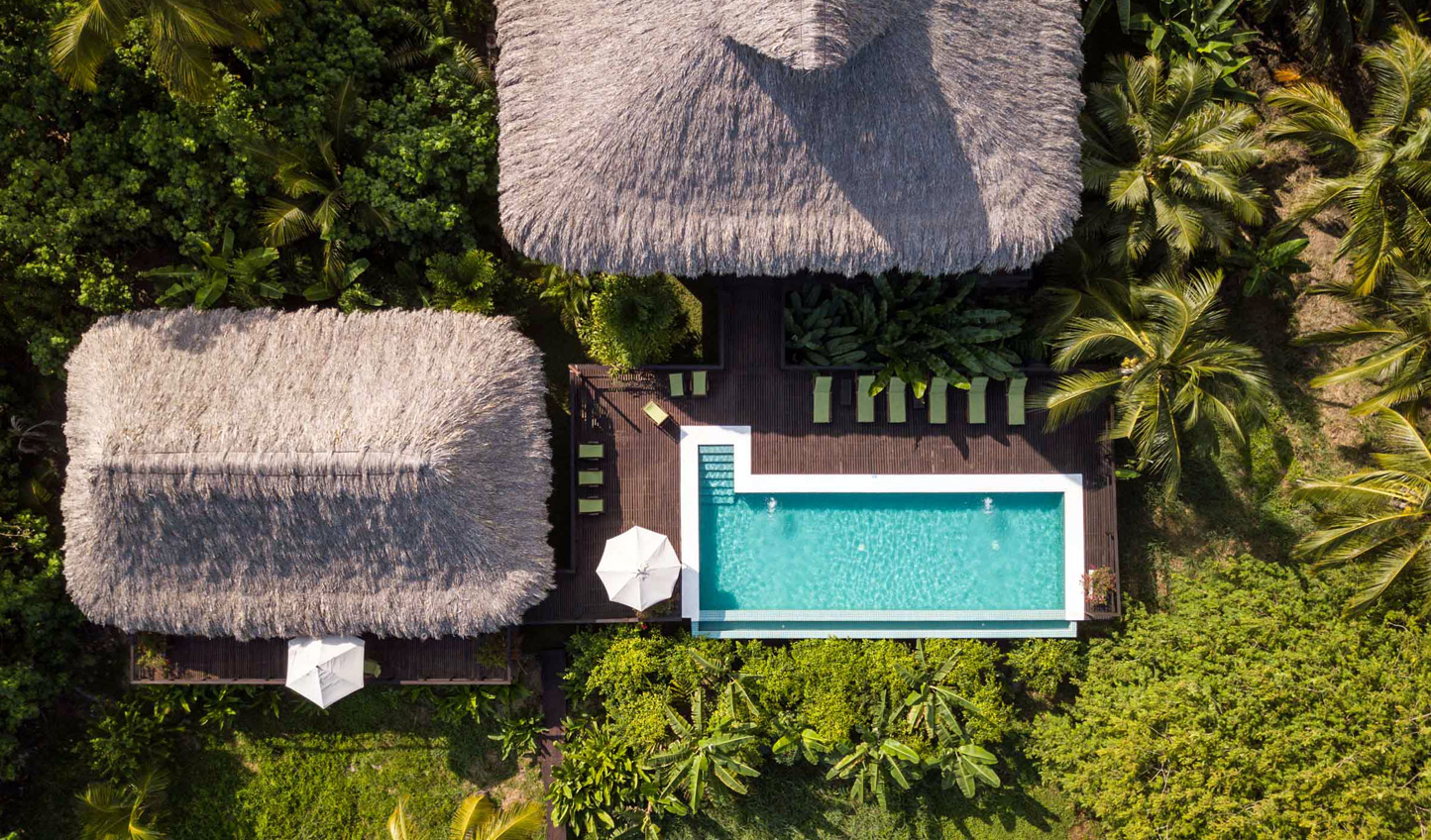 Escape to the jungle at Villa Playa Tayrona