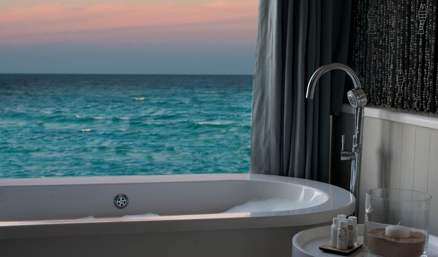 Pamper yourself with truly jaw-dropping views