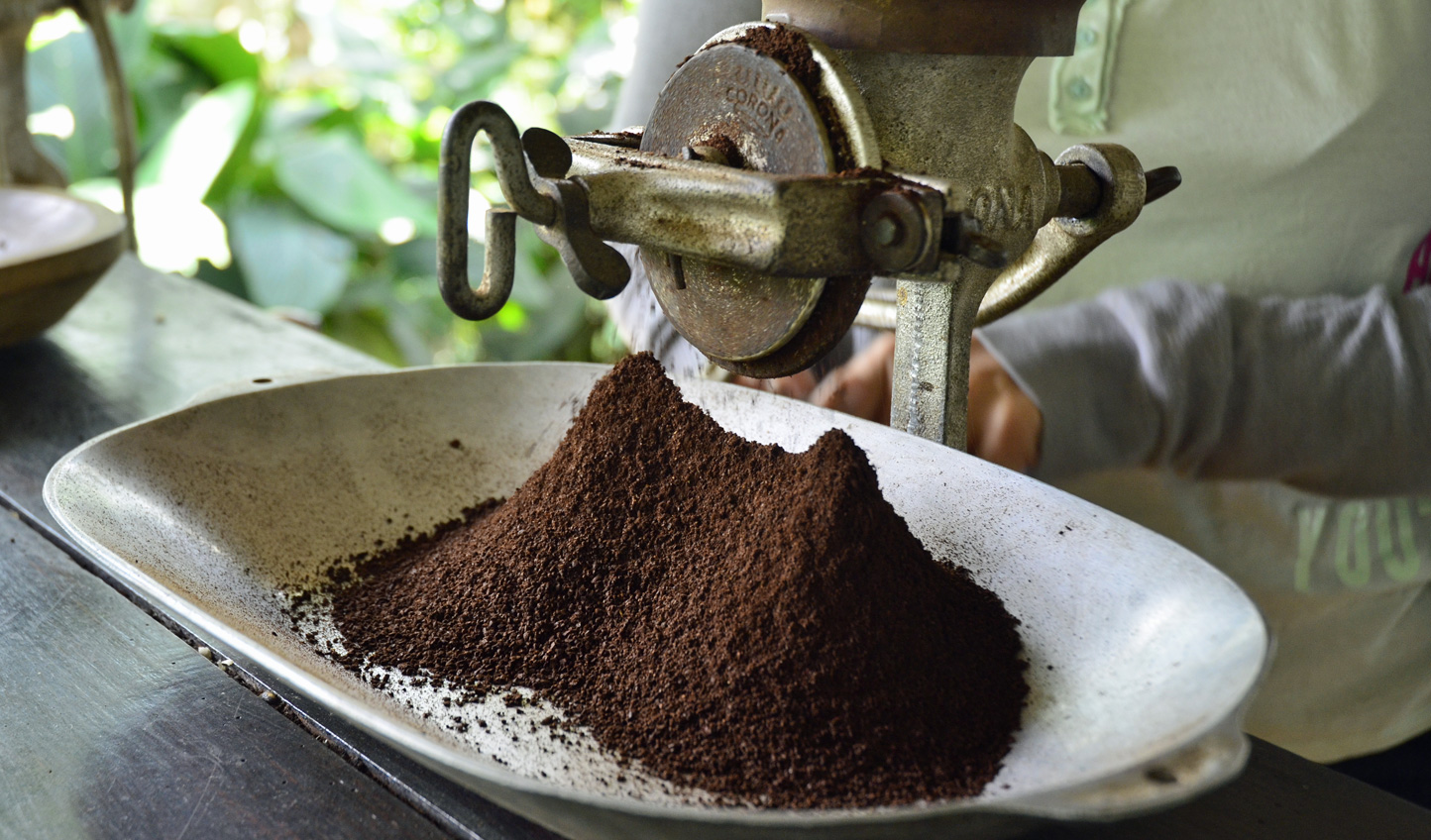 Taste the freshest coffee while visiting Colombia's coffee region