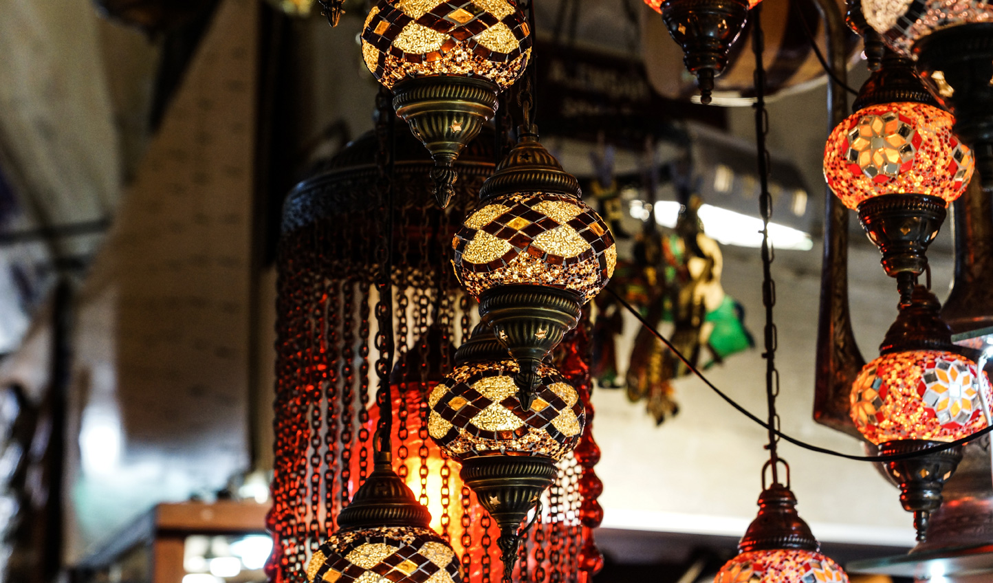 Shop for a trinket or two in the Grand Bazaar
