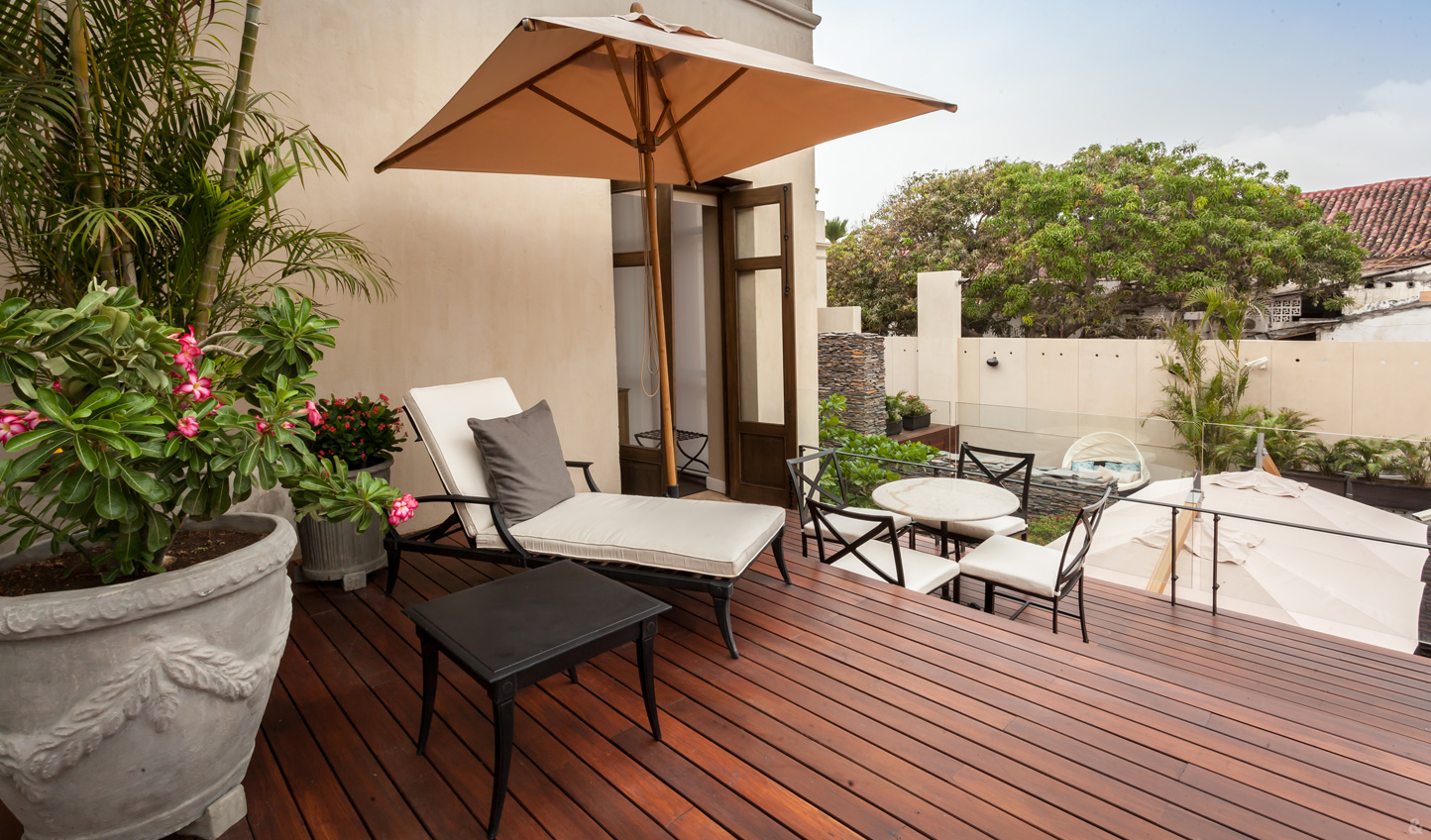 For that special touch, opt for the Suite de los Reyes and enjoy your own private sun terrace